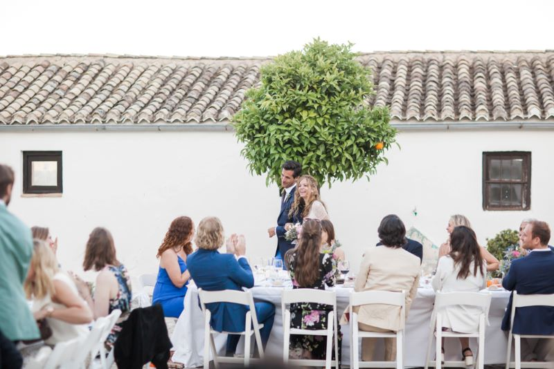 Wedding in Cortijo del Marques Granada