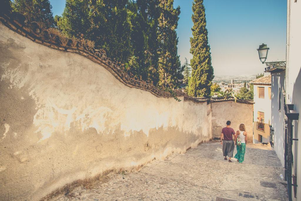 Granada engagement session