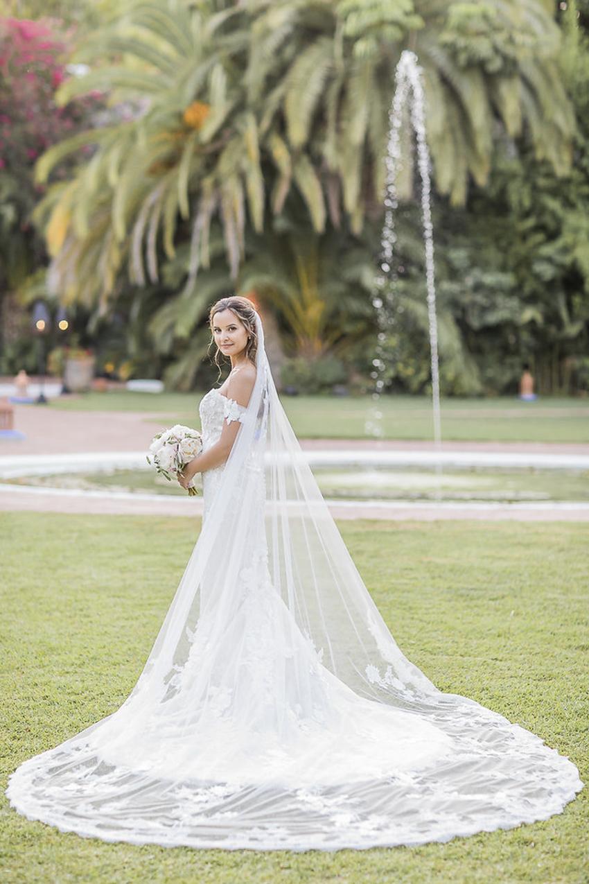 boda en la Finca La Concepcion Marbella