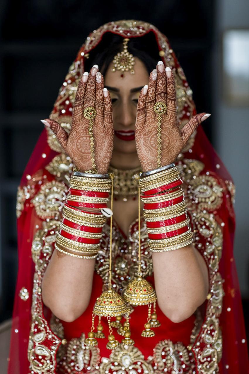 Hindu wedding in Marbella