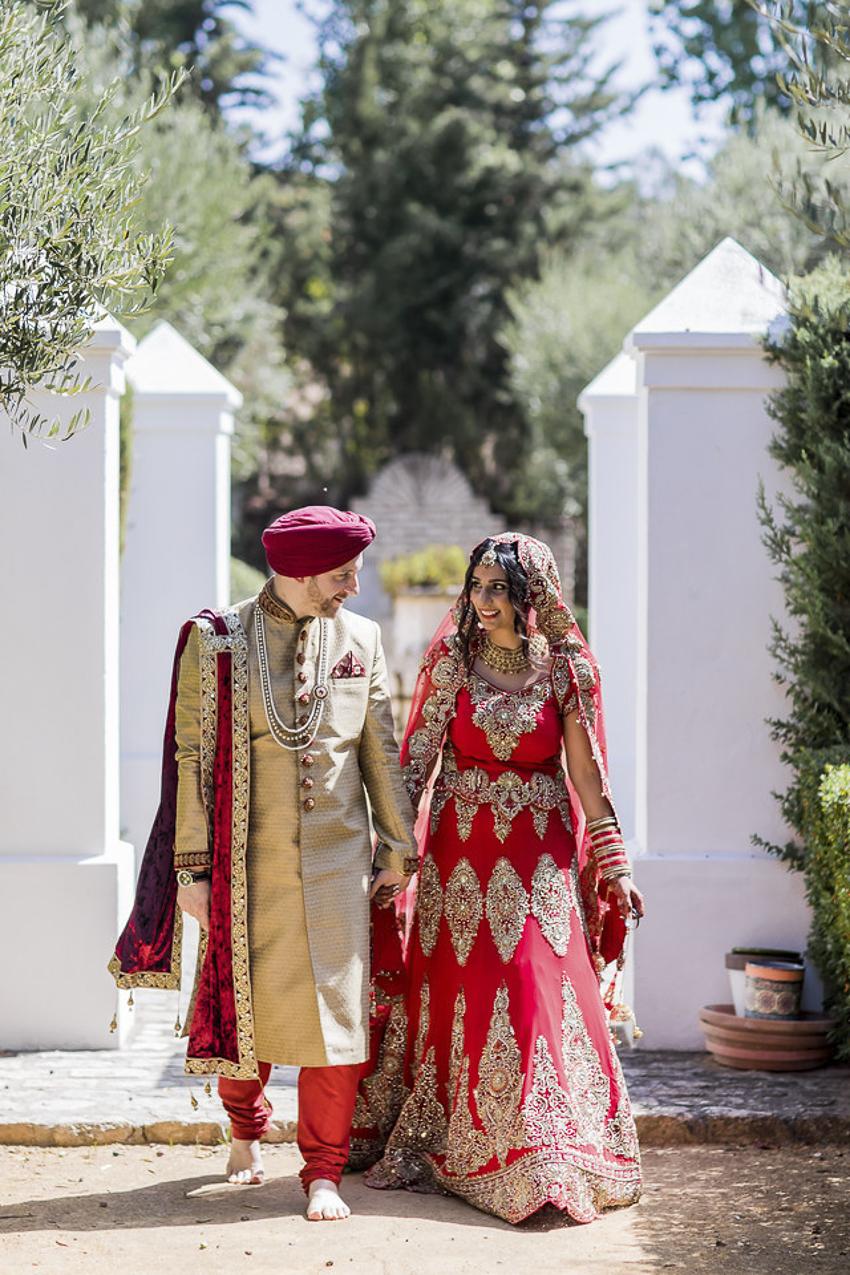 Wedding at Finca Monasterio