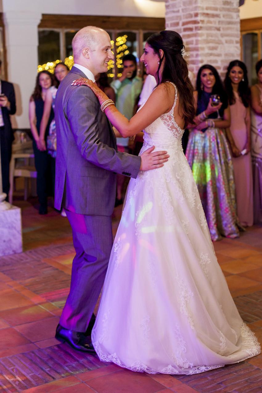 wedding at finca monasterio San Martin