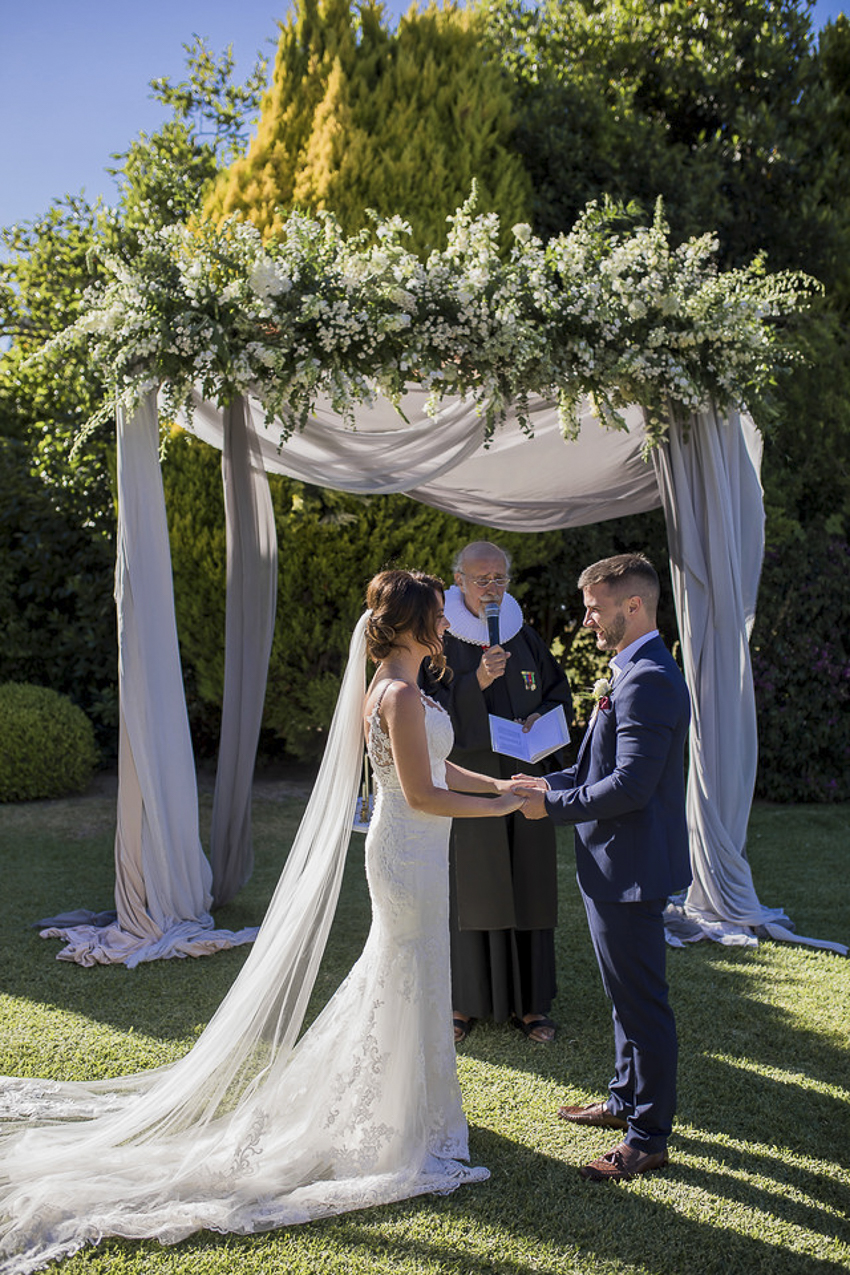 wedding at el Molino del Duque